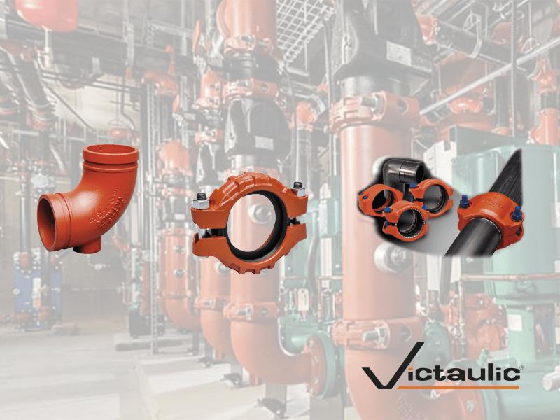 Conozcamos un poco de instalación y acoples de tuberías – Productos Victaulic