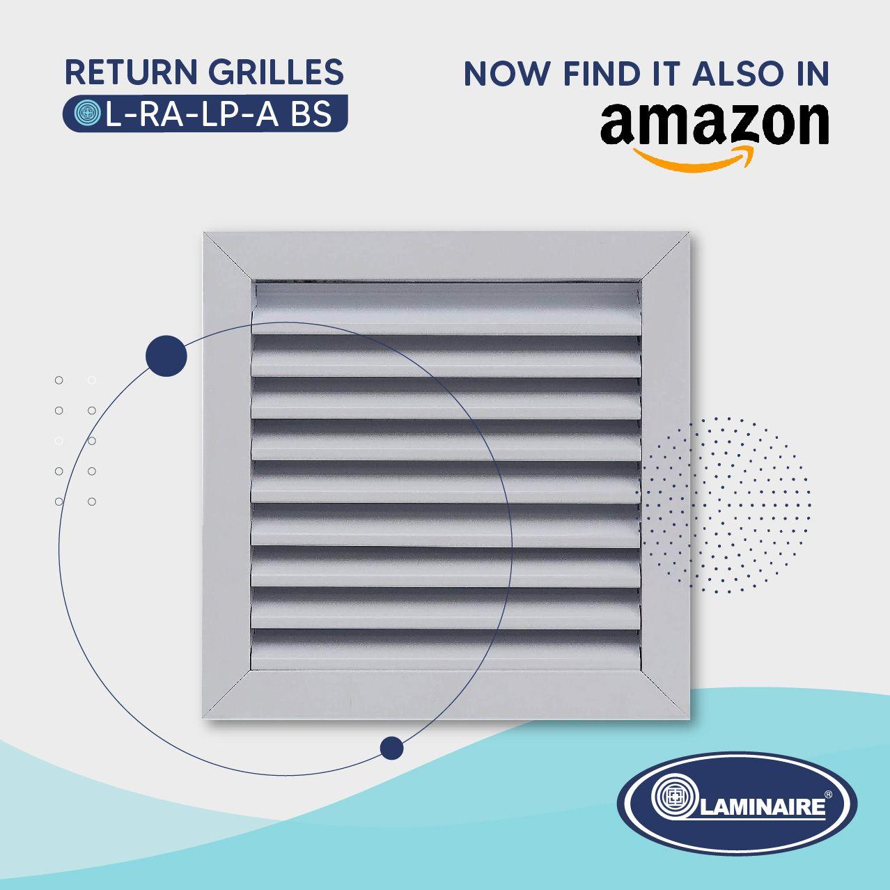 Return grilles