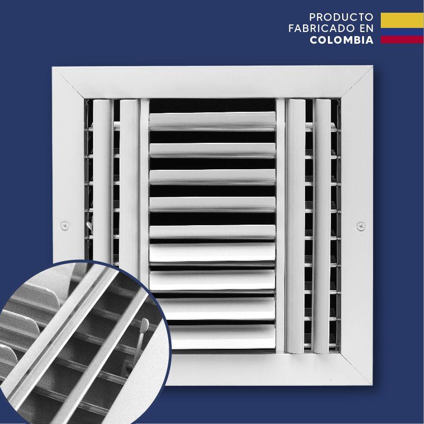 Difusores de Ventilación