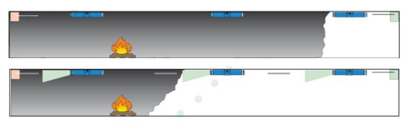 Figura 2. Representación del sistema de control de humo (Park, n.d.).