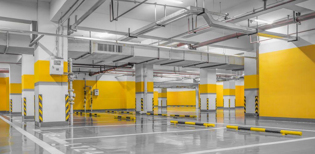 Consideraciones de Sistemas HVAC en parqueaderos